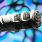 Mikrofon. Foto: Roberto Verzo
