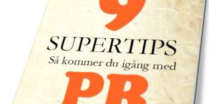9 supertips, e-bok