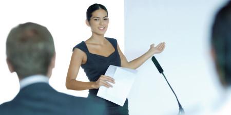 Småföretagarens åsikter kan användas för PR.