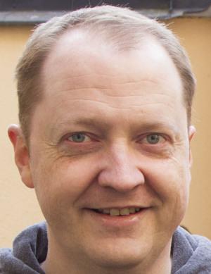 PR är ett viktigt verktyg när Lars Wallgren marknadsför sin webbtjänst Egrannar.