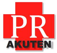 PR-AKUTEN, logo