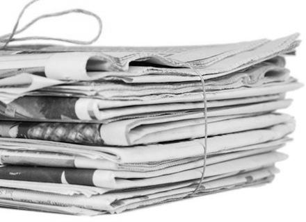 Tidningshögen växer för den som jobbat bra med PR