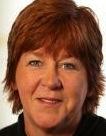 Annika Fälldin, ordförande Q-nätverket i Sollefteå.